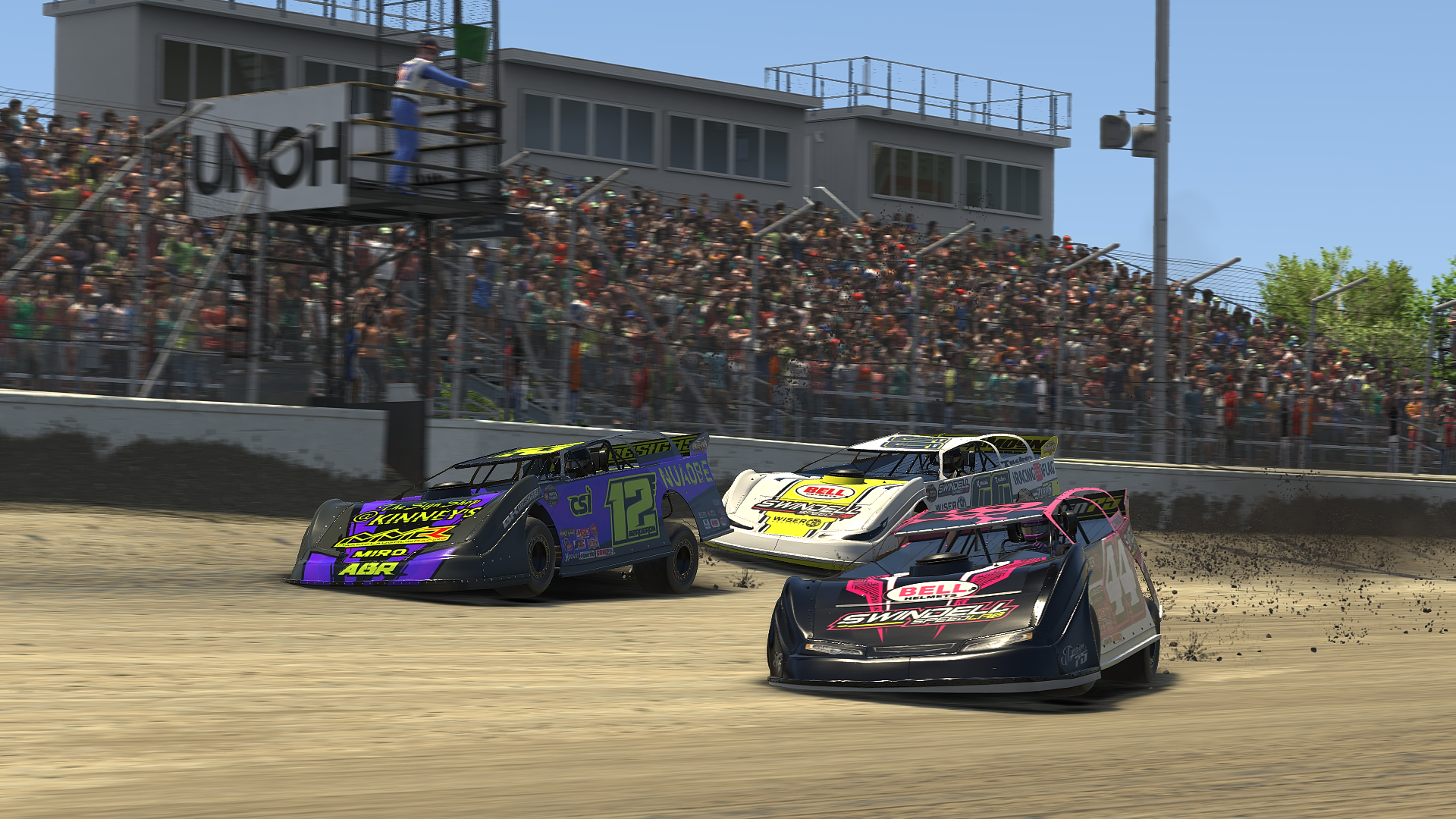 Preview: iRacing World of Outlaws series
