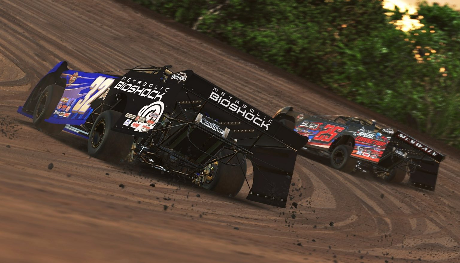 iRacing World of Outlaws Preview: Lernerview