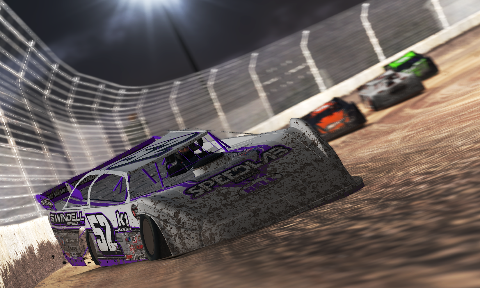 iRacing World of Outlaws: Wilson takes points lead