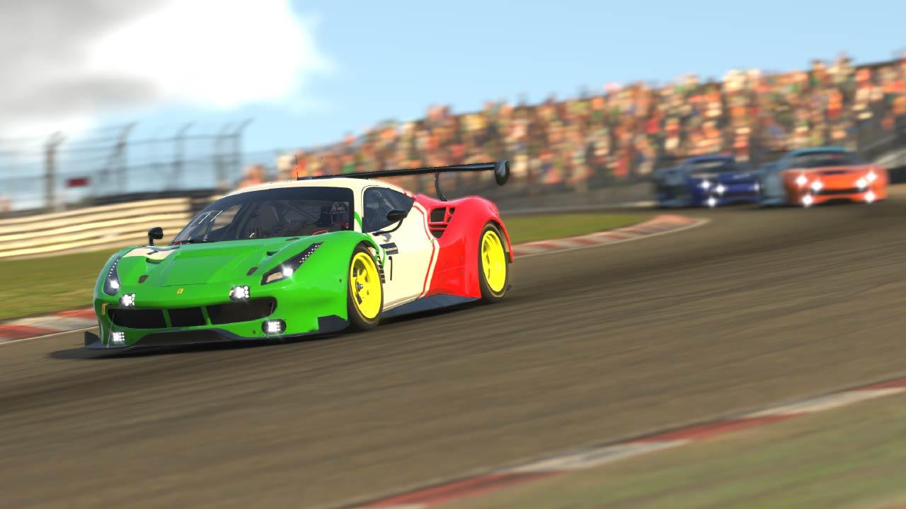 Ferrari Gt3 Challenge Iracing Com Iracing Com Motorsport Simulations
