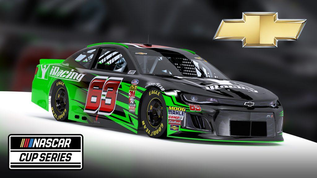 NASCAR Cup Series Camaro ZL1