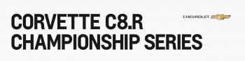 The First Ever Corvette C8.R Championship Series