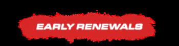 Renew Your Membership Early