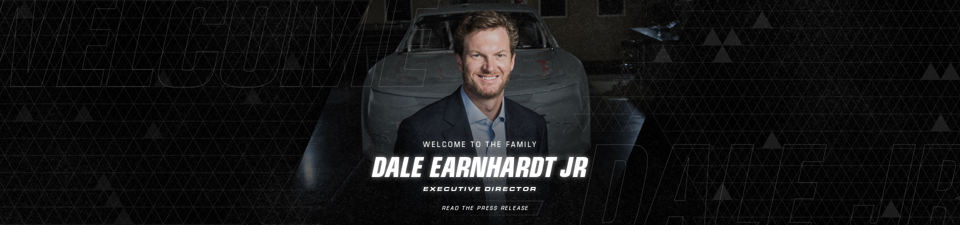 iRacing Welcomes Dale Earnhardt Jr. to the Team as Executive Director!