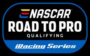 eNASCAR Road to Pro Qualifying iRacing Series Logo