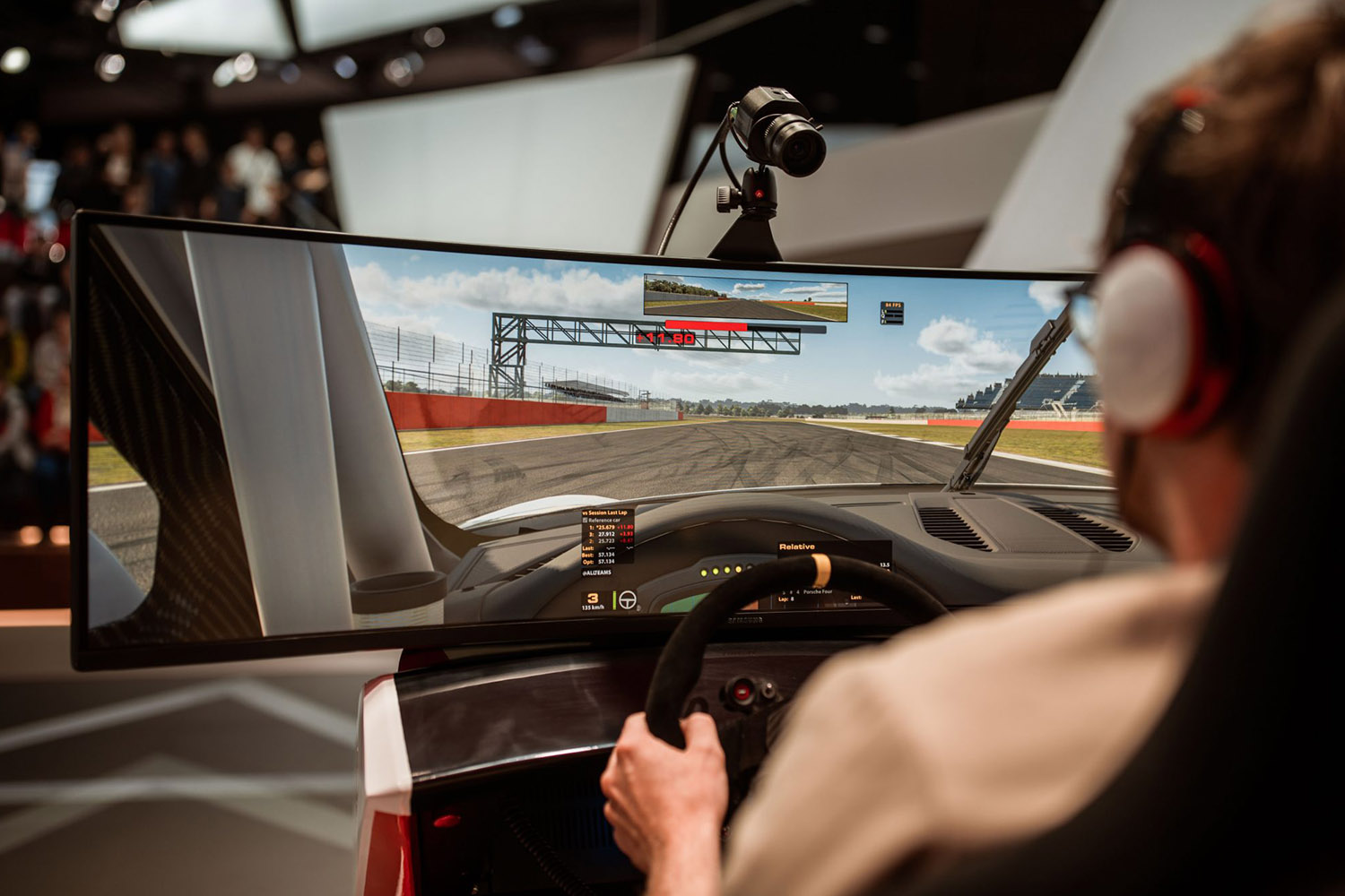 Race on your pc with the world's premier racing simulation