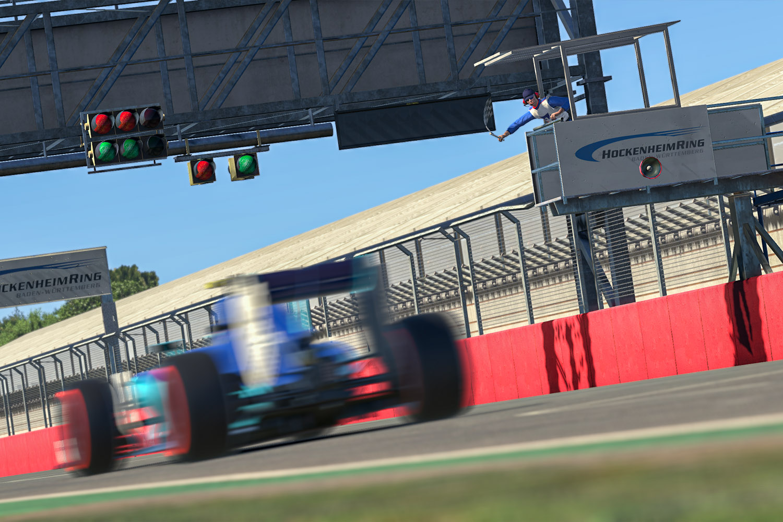 online racing simulation