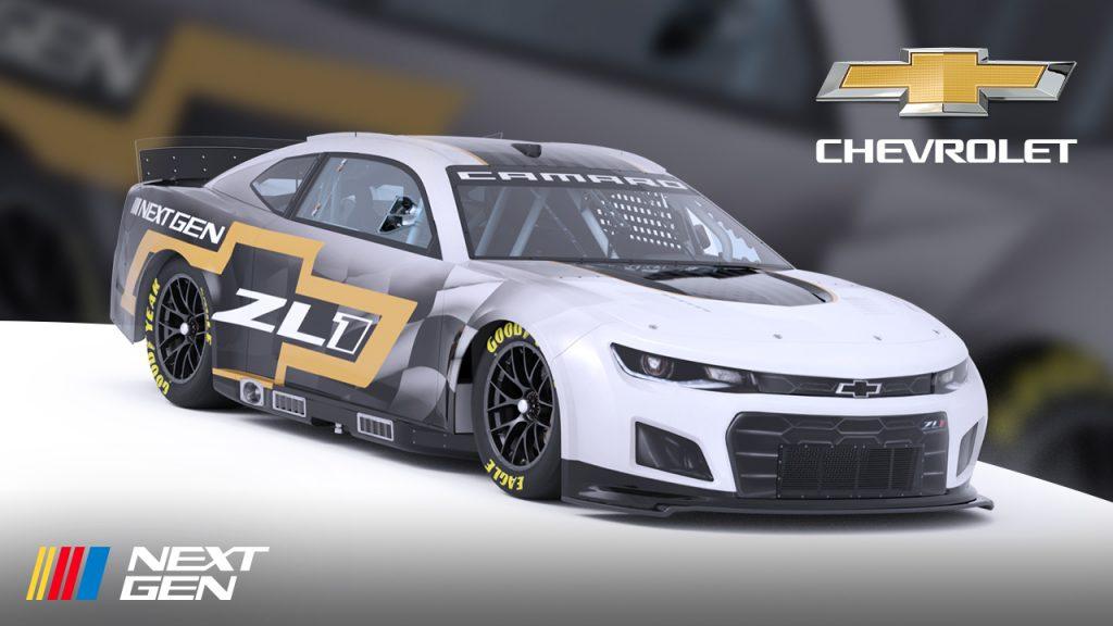 NASCAR NEXT GEN Chevrolet Camaro ZL1