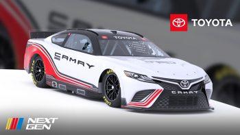 NASCAR NEXT GEN Toyota Camry