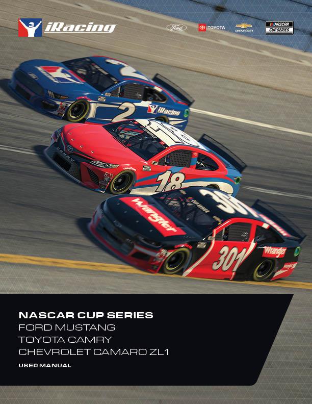 NASCAR Cup Series Cars User Manual