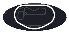 Las Vegas Motor Speedway Track Map