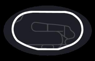 Atlanta Track Map
