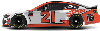 #21 Ford